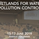 Course: Wetlands for water pollution control