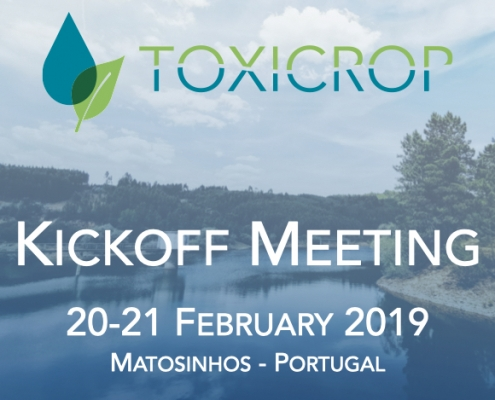 Toxicrop Kickoff Meeting